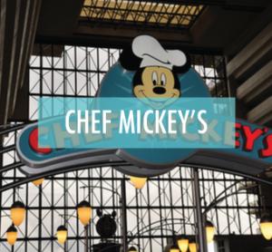 ChefMickey