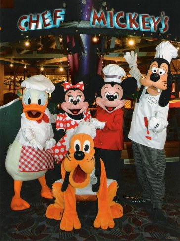 Image result for Chef mickey's